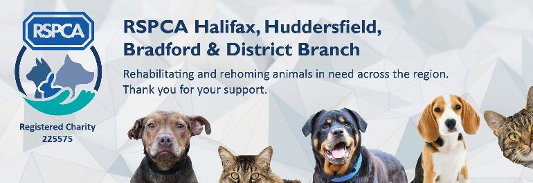 The RSPCA Halifax, Huddersfield, Bradford & District Branch