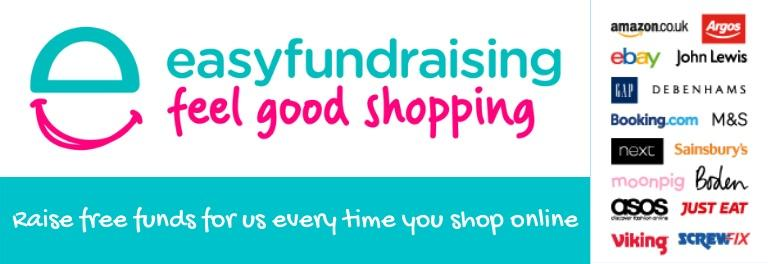 Raise funds whilst you shop online!