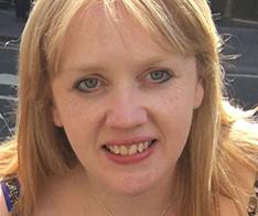 RSPCA Regional Prevention and Education Adviser Elaine Davis
