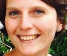 Regional Prevention and Education Adviser Hannah Mehta