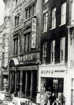 RSPCA headquarters from 1869 to 1973 - 105 Jermyn Street, London © RSPCA Photolibrary