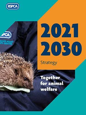 RSPCA Strategy 2021-2030