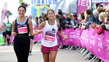 Bournemouth 5km runners