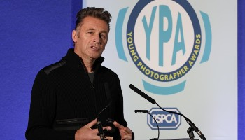 Chris Packham at the RSPCA YPAs