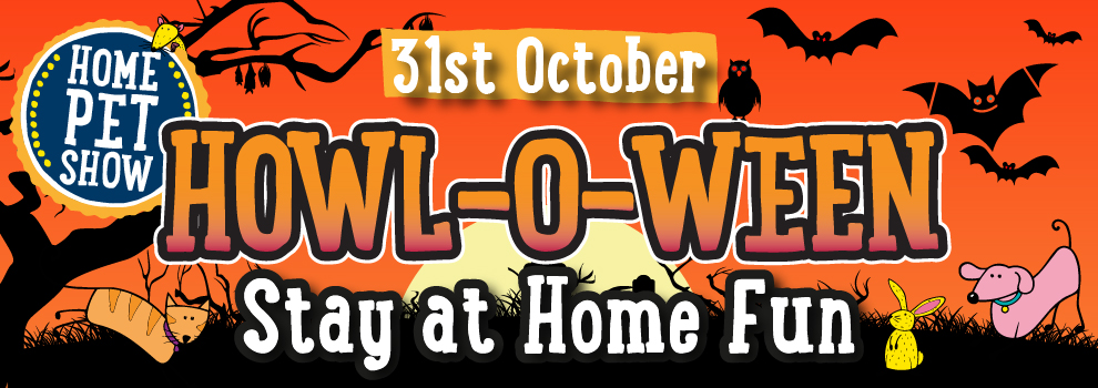 Howloween virtual fun day © RSPCA