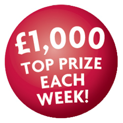 Lottery weekly top prize