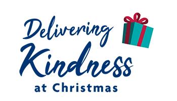 Delivering Kindness At Christmas