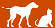Dog and cat graphic