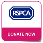Donations button © RSPCA