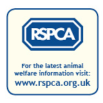 RSPCA Linking button © RSPCA