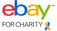 ebay for charity logo © ebay