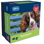Dog jigsaw puzzle © RSPCA