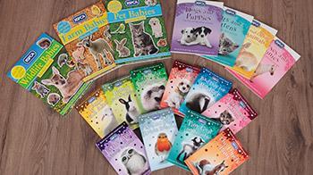 Scholastic books © RSPCA