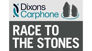Race to the Stones logo © Race to the Stones