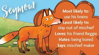 Seymour the fox