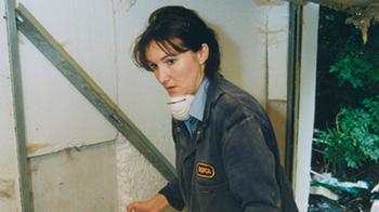 RSPCA Inspector Sarah Hayland © RSPCA