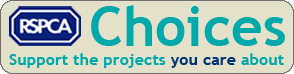 Support the projects you care about RSPCA Choices
