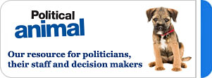 Political Animal - our resource for politicians, their staff and decision makers © RSPCA