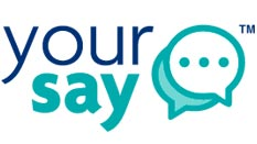 RSPCA Your Say logo